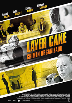 Cartel Crimen Organizado (Layer Cake)