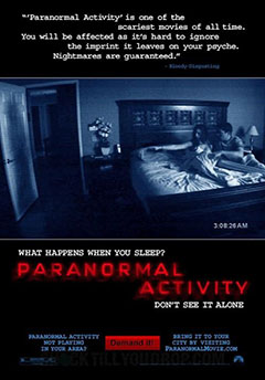 Cartel Paranormal Activity