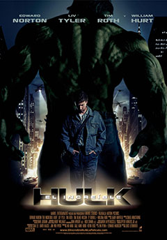 Cartel El Increble Hulk