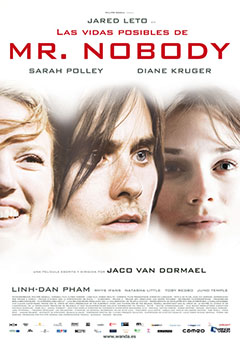 Cartel Las vidas posibles de Mr. Nobody