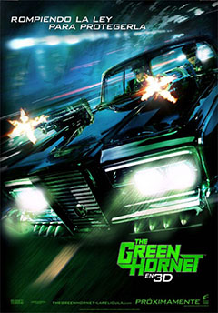 Cartel The Green Hornet