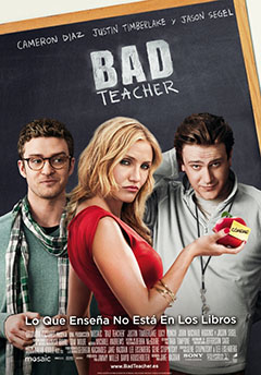 Cartel Bad Teacher