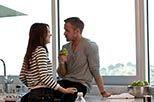 Foto Ryan Gosling y Emma Stone en Crazy, stupid, love
