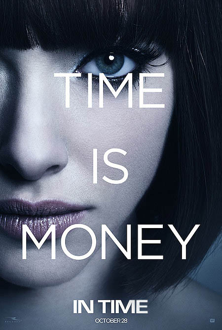 Cartel Amanda Seyfried en In time 2