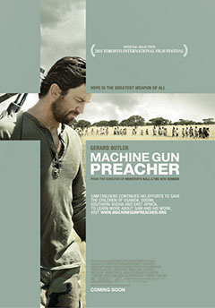 Cartel Machine Gun Preacher