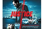 Cartel promocional Seeking justice