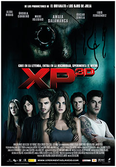 Cartel XP3D