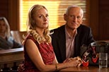 Foto Hope Davis y James Rebhorn en Acero puro