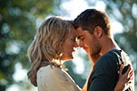 Foto Zac Efron y Taylor Schilling en The Lucky One