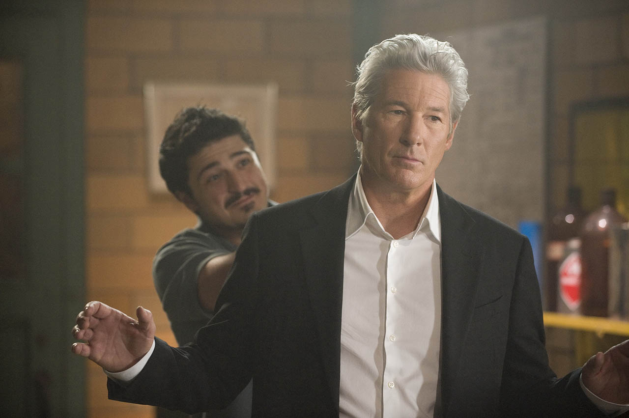 Foto Richard Gere en LA SOMBRA DE LA TRAICIN