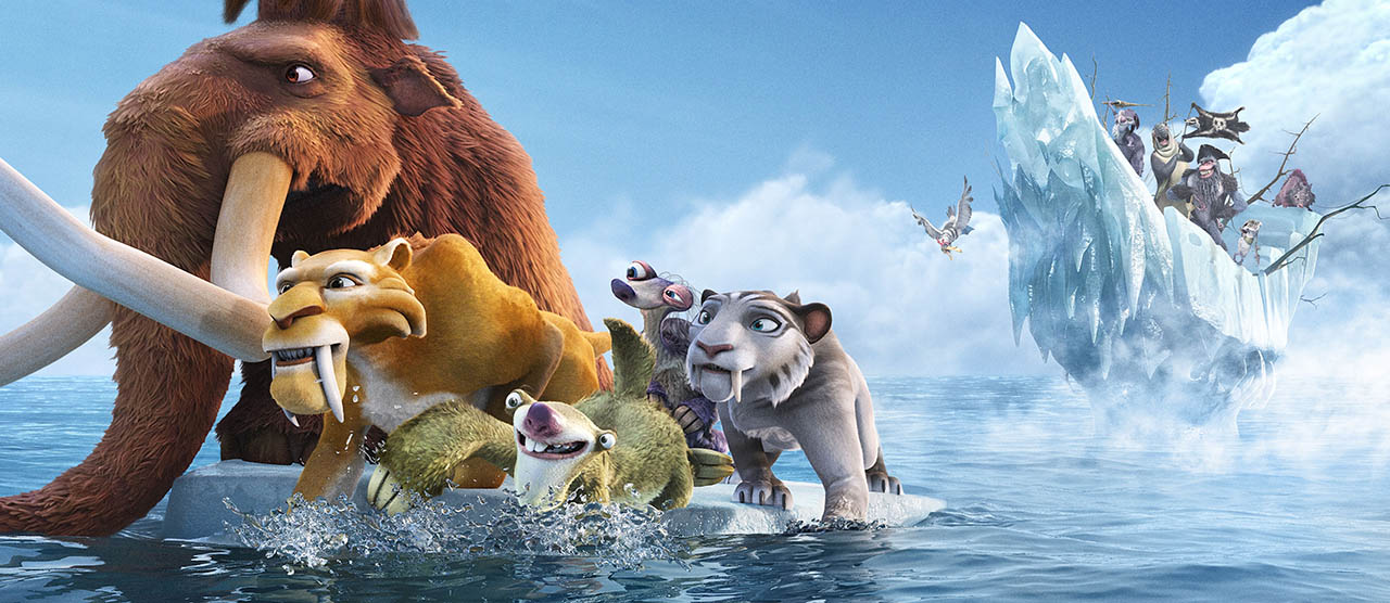Fotos ICE AGE 4