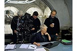 Foto rodaje Judi Dench en James Bond 23: Skyfall