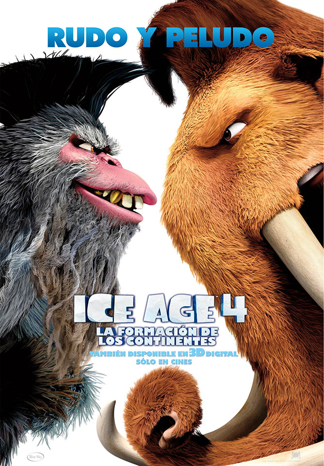 Fotos ICE AGE 4: Manny y Gutt