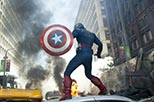 Foto Chris Evans como Steve Rogers / Captain America en Los vengadores 4