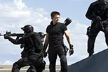 Foto Jeremy Renner como Clint Barton / Hawkeye en Los vengadores 2