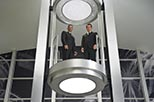 Foto Will Smith y Josh Brolin en Men in black 3 (Hombres de negro 3) 4
