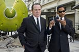 Foto Will Smith y Tommy Lee Jones en Men in black 3 (Hombres de negro 3)