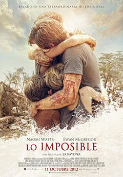Cartel Lo imposible