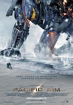 Cartel PACIFIC RIM