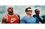 Foto Dwayne Johnson y Mark Wahlberg en Dolor y dinero 2