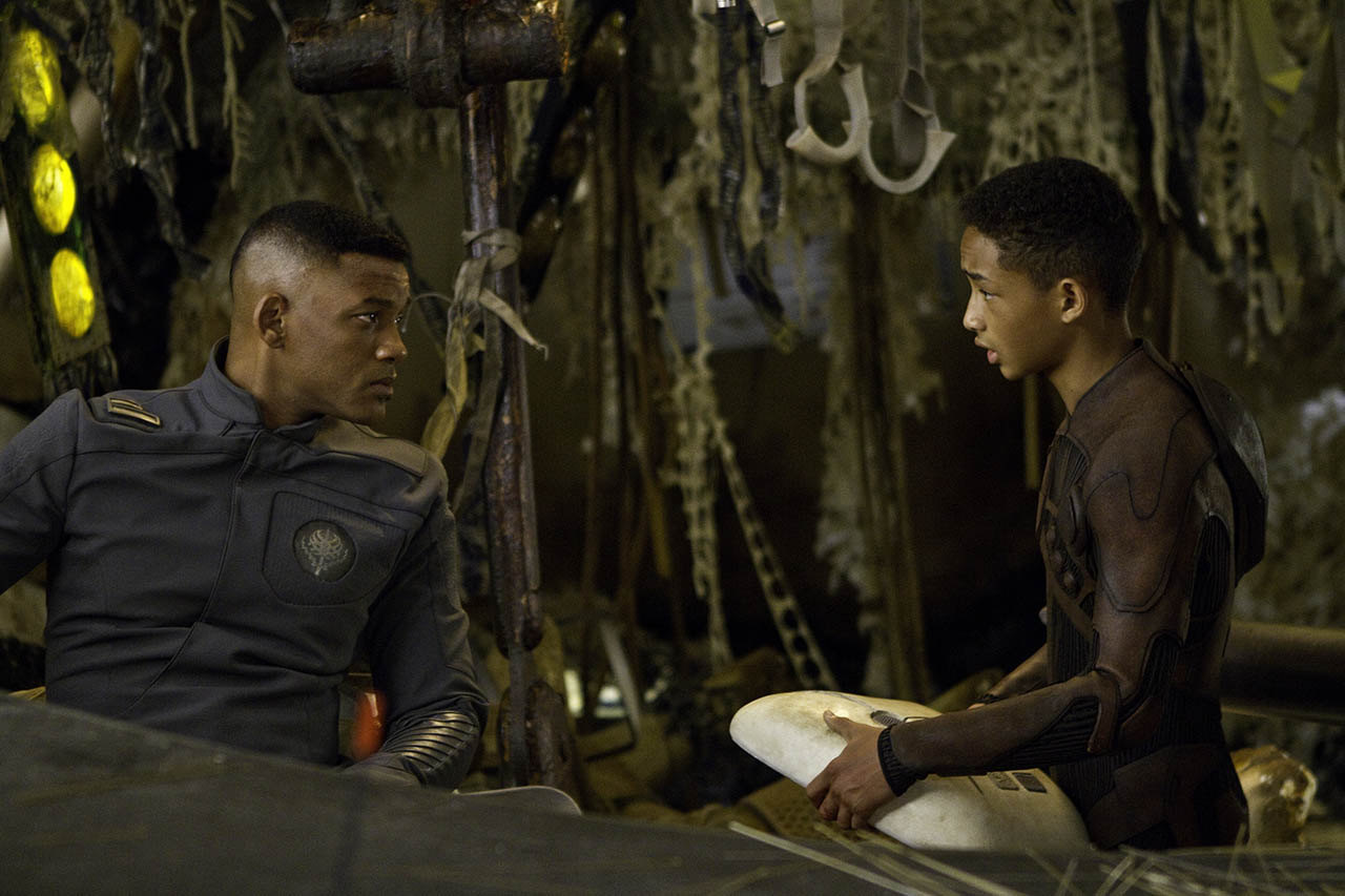 Foto AFTER EARTH