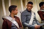 Foto Will Smith y Jaden Smith en After Earth