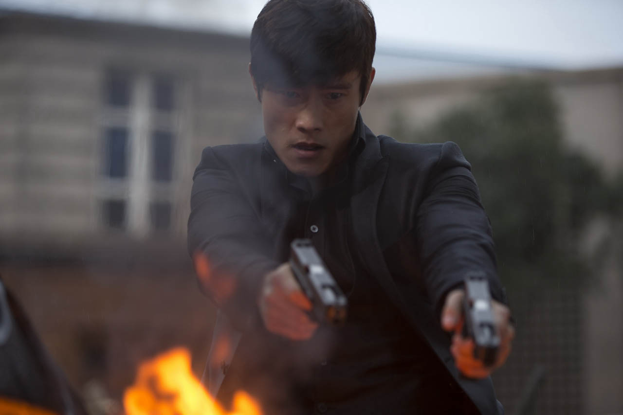 Foto Byung-hun Lee en Red 2