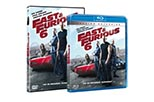 Carátulas DVD BLU-RAY Fast and Furious 6 (A todo gas 6)