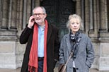 Foto Jim Broadbent y Lindsay Duncan en Le week-end 5