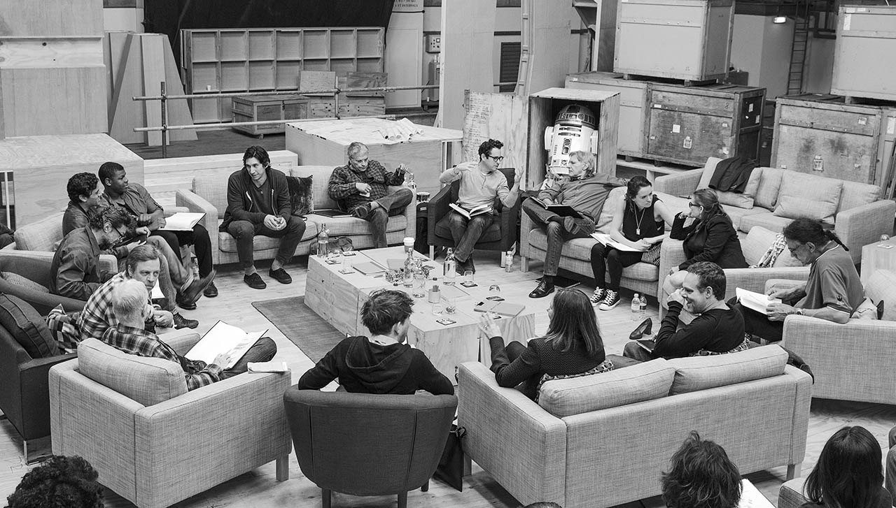 Foto STAR WARS: EPISODIO 7