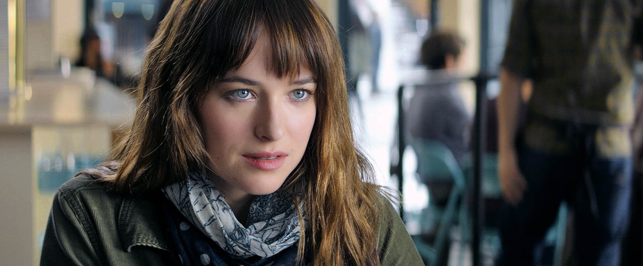 Foto Dakota Johnson en 50 sombras de Grey 3