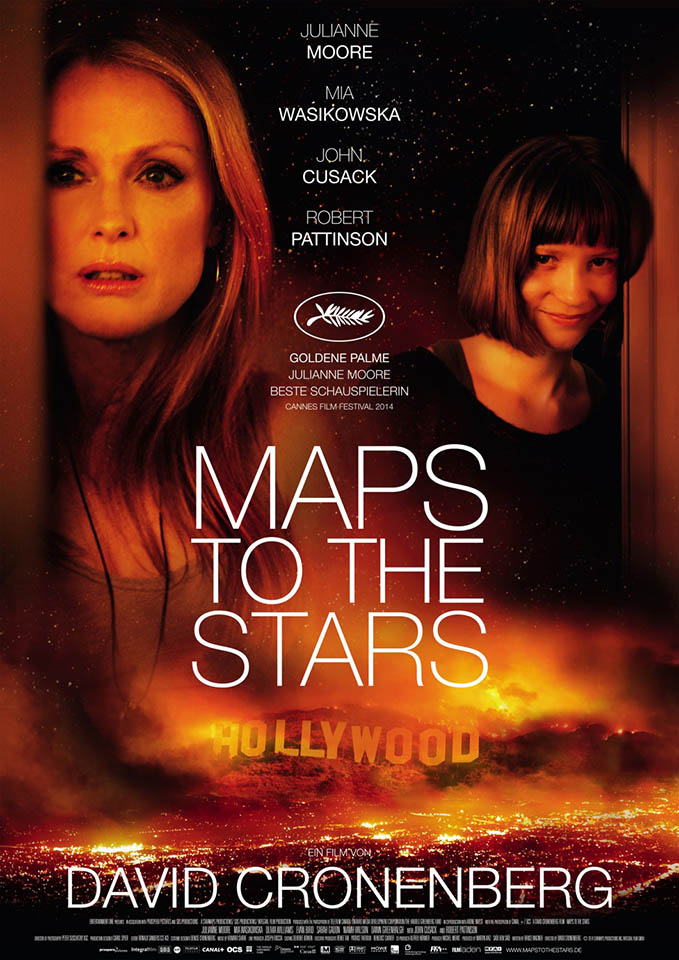 Cartel Maps to the Stars 3