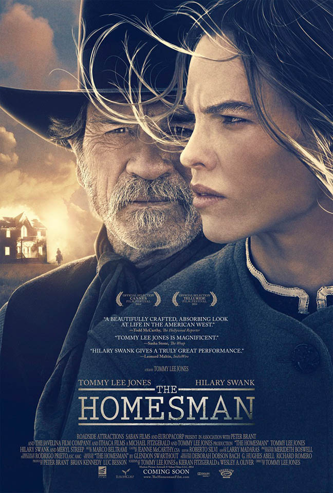 Cartel The Homesman