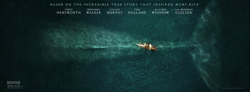 Cartel banner Heart of the Sea