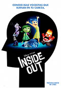 Del revés (Inside Out) (17 julio 2015)