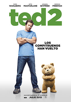 Cartel Ted 2