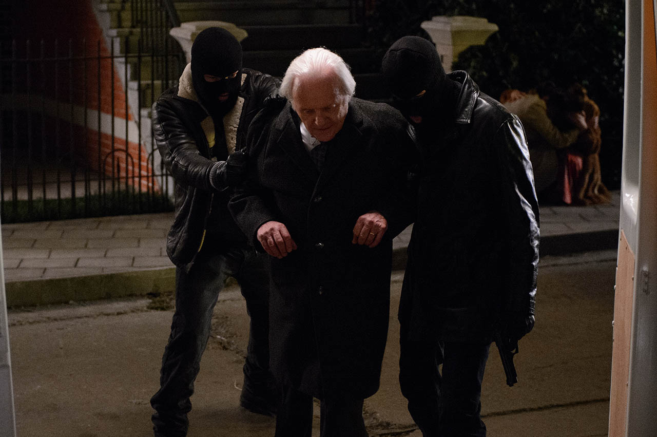 Foto Anthony Hopkins en El caso Heineken 4