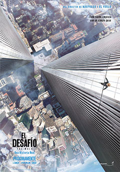 Cartel El Desafío (The Walk)