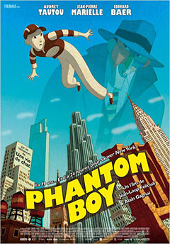 Cartel Phantom Boy