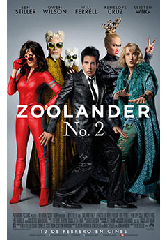 Cartel Zoolander No. 2
