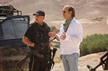 Foto Bill Murray y Bruce Willis en Rock the Kasbah