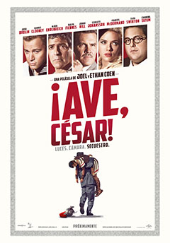 Cartel ¡Ave, César!