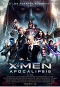 X-Men: Apocalipsis (20 mayo 2016)