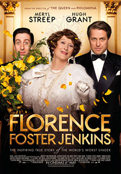 Cartel Florence Foster Jenkins