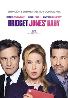 Cartel Bridget Jones's Baby