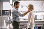 Foto Jennifer Lawrence y Chris Pratt en Passengers