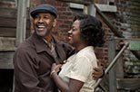 Foto Denzel Washington y Viola Davis en fences 7
