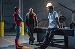 Foto Tom Holland y Michael Keaton en Spider-Man: Homecoming